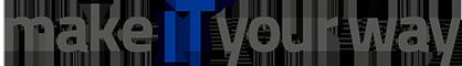 makeITyourway Logo